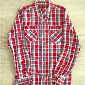 Nudie Jeans casual button down shirt